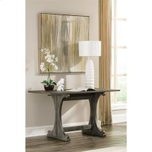 Juniper - Gateleg Sofa Table - Charcoal Finish
