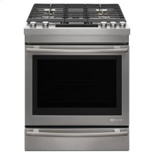 "Jenn-Air® Euro-Style 30"" Dual -Fuel Range - Stainless Steel"