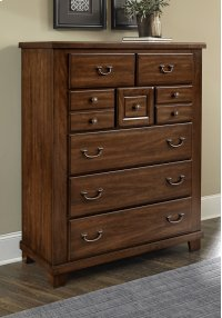 American Cherry Collection Gentleman's Chest Product Image