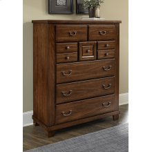 American Cherry Collection Gentleman's Chest