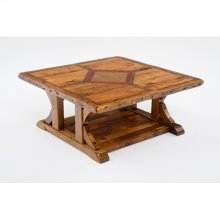 Mustang Canyon 48 X 48 Coffee Table
