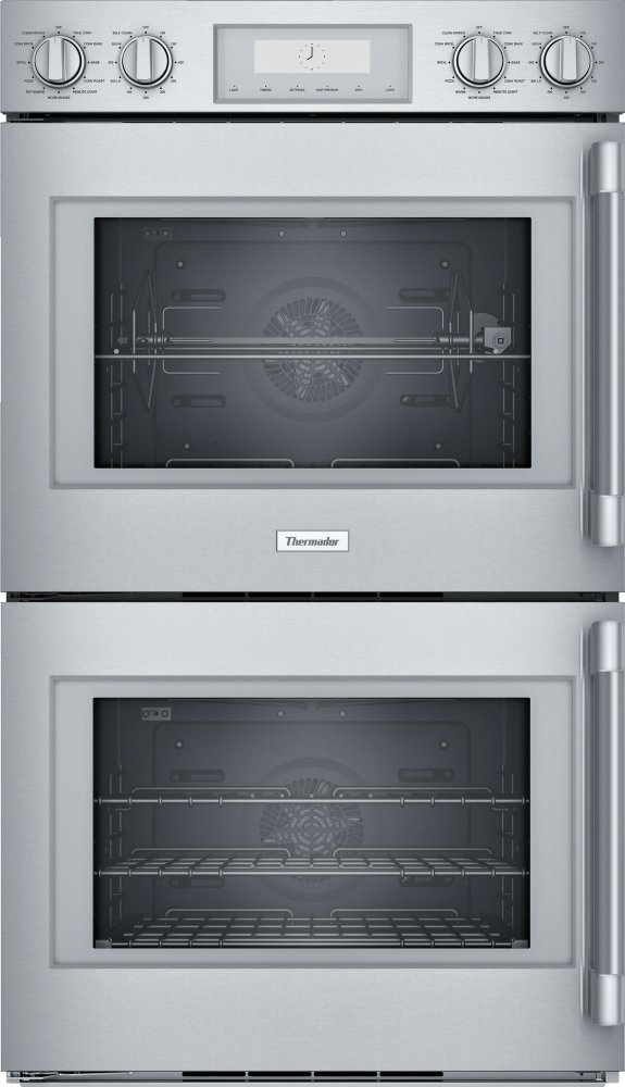 Pod302lwthermador 30 Inch Professional Double Wall Oven