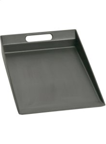 Cast-iron griddle plate