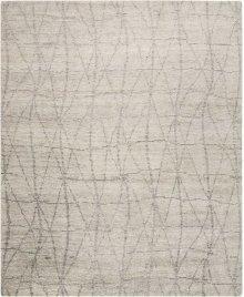 Ellora Ell02 Stone Rectangle Rug 7'9'' X 9'9''
