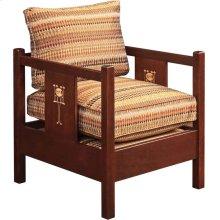 Loose Cushion Harvey Ellis Cube Chair