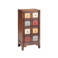 Brennan 4-drawer Apothecary-style Chest Product Image