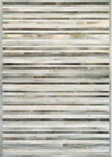 0027/0101 Plank / Grey-Ivory Area Rugs