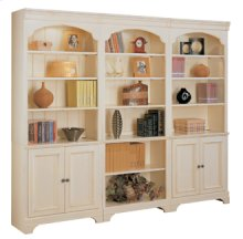 Cape Cod Open Bookcase