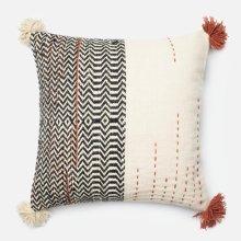Black / Ivory Pillow