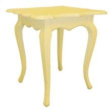 Square Cabriole Table