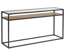 Ranch Showcase Console Table