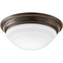 "One-Light 11i"" LED Flush Mount"