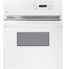"""GE® 24"""" Electric Single Self-Cleaning Wall Oven"""