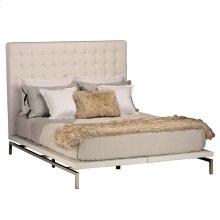 Bentley Queen Bed  White