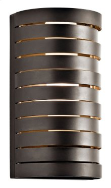 Roswell 1 Light Halogen Wall Sconce Olde Bronze®