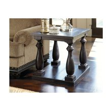 T880-3  Rectangular End Table