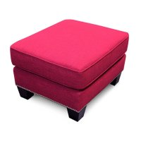 Yonts Ottoman with Nails 2Y07N Product Image