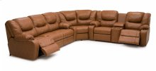 Dugan Reclining Sectional