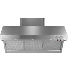 "GE Monogram® 48"" Stainless Steel Professional Hood"