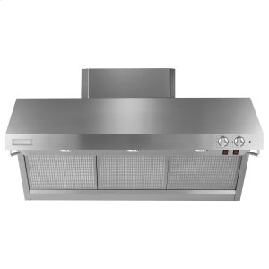 "MonogramMonogram 48"" Stainless Steel Professional Hood"