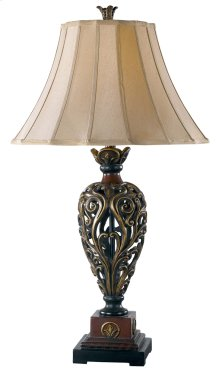Iron Lace - Table Lamp