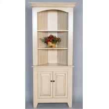 "#499 Summerville Corner Cabinet 34.5""wx17""dx7.5""h"