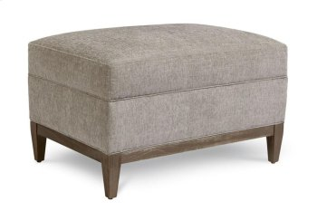 Cityscapes Astor Crystal Ottoman Product Image