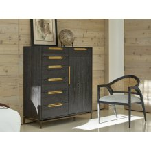 Gable Dressing Chest