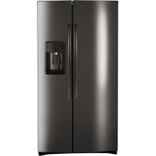 GE® 25.1 Cu. Ft. Side-By-Side Refrigerator