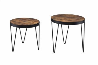 Anton 2 Piece Nesting Table Set