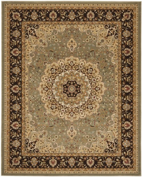 Majesty Power Loomed Small Rectangle Rug