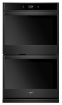 8.6 cu. ft. Smart Double Wall Oven with Touchscreen