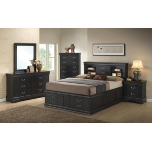 CoasterQ 4pc Set (Q.BED,NS,DR,MR)