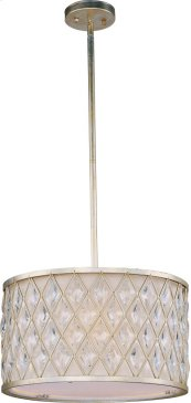 Diamond 3-Light Pendant