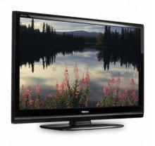 "46.0"" diagonal 1080p HD LCD TV with SRT™"