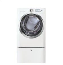 Front Load Electric Dryer with Wave-Touch® Controls featuring Perfect Steam - 8.0 Cu. Ft.