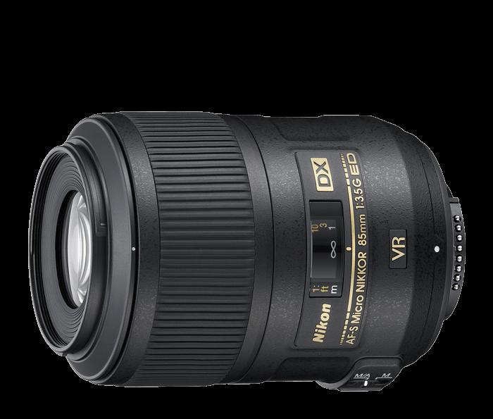 AF-S DX Micro NIKKOR 85mm F3.5G ED VR