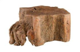 Walnut Wood Coffee Table LG