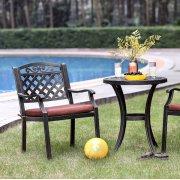 Jessa Round Patio Table Product Image