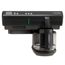 SpaceMaker Under-the-Cabinet 12-Cup Porgrammable Coffeemaker