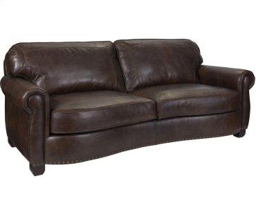 New Vintage Sofa Top Grain Leather