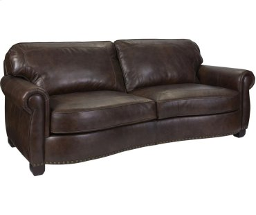 New Vintage Sofa Top Grain Leather