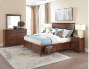 Bedroom - San Mateo Storage Bed Product Image