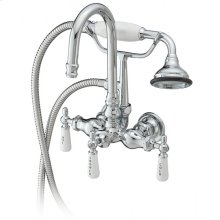 Tub Filler With Hand Shower