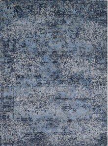 Lt. Blue / Grey Rug
