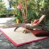 Creative Concepts-Sisal Canvas Jockey Red