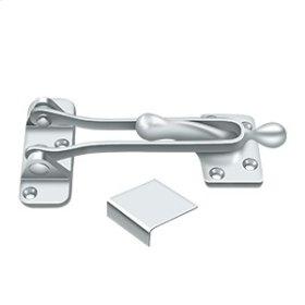 "5"" Door Guard - Polished Chrome"