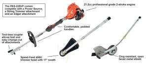 ECHO PAS-225VP Combination Kit