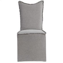 Narissa, Armless Chair, 2 PER BOX