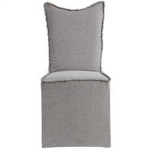 Narissa, Armless Chair, 2 PER BOX